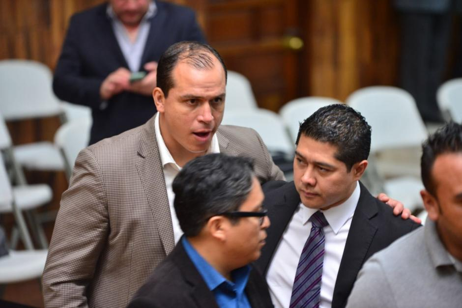 Dwight Pezzarossi fue ligado a proceso en el caso Cooptación del Estado y enviado a prisión. (Foto: Jesús Alfonso/Soy502)