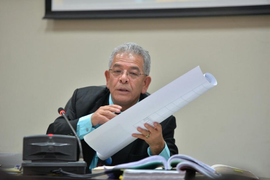Según el juez, se trata del historial del caso. (Foto: Wilder López/Soy502)