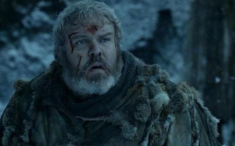 Se conoce la triste historia de Hodor y su muerte. (Captura de pantalla: Game of Thrones)