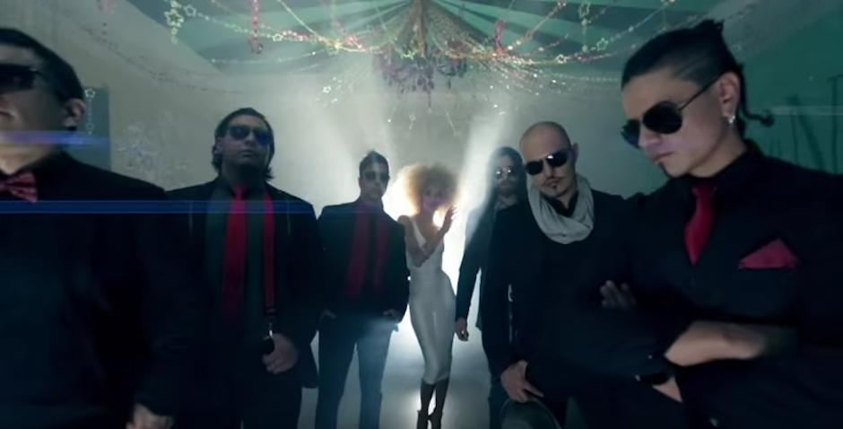 """Gangster estrena su sencillo """"Paraparap"""" con sonidos electrónicos. (Foto: Youtube)"""