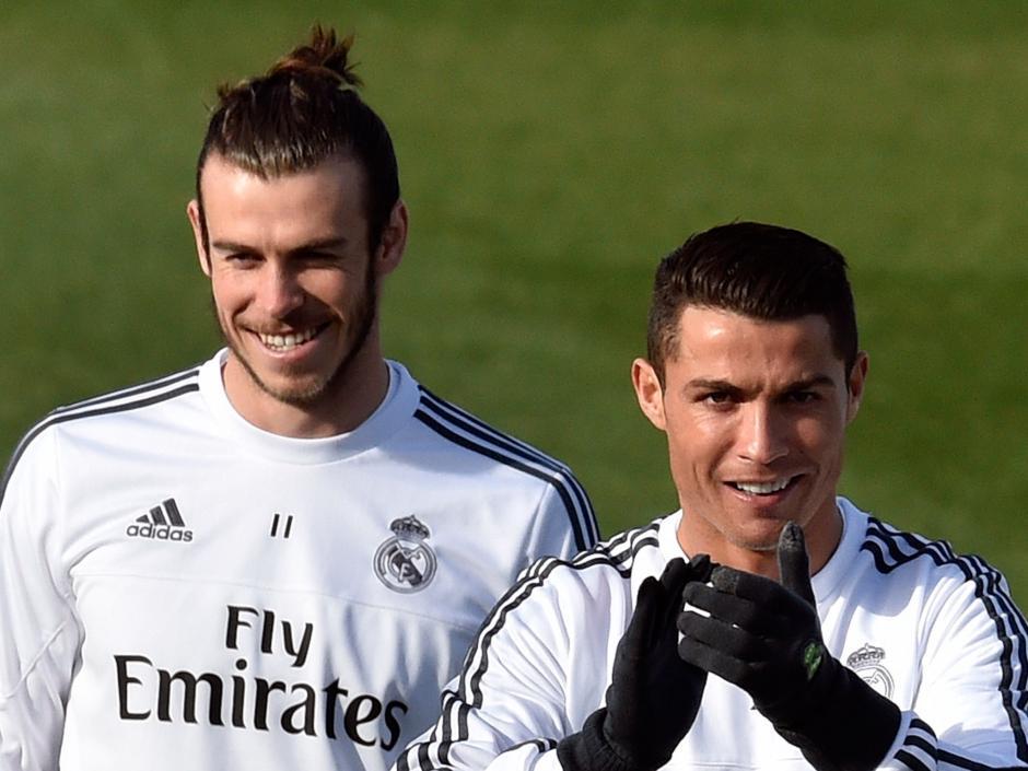Gareth Bale y Cristiano Ronaldo son los mejor pagados del equipo merengue. (Foto: The Independent)