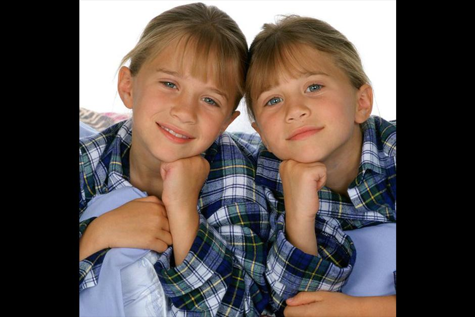 Las gemelas se volvieron famosas por la serie de los 90´s Tres por tres. (Foto: Archivo)