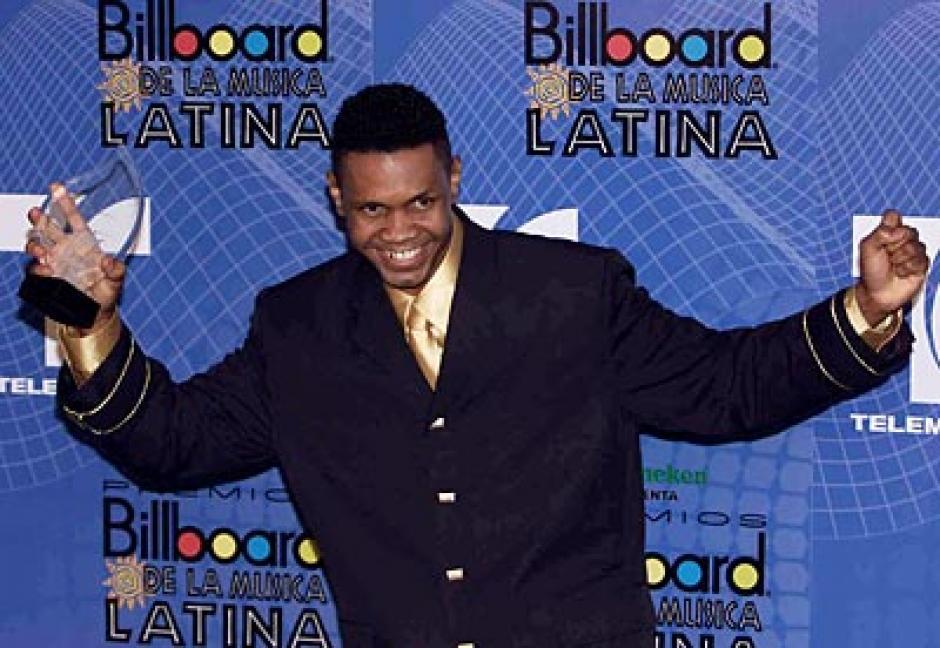 """""""El General"""" marcó época con su música en los años 90. (Foto: Twitter)"""