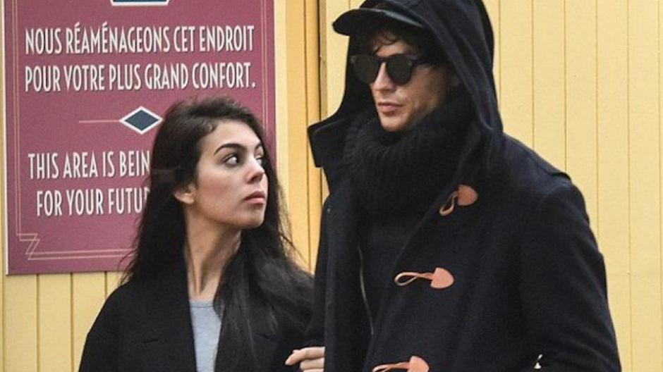 Cristiano Ronaldo y Georgina Rodríguez son novios desde hace algunos meses. (Foto: Twitter)