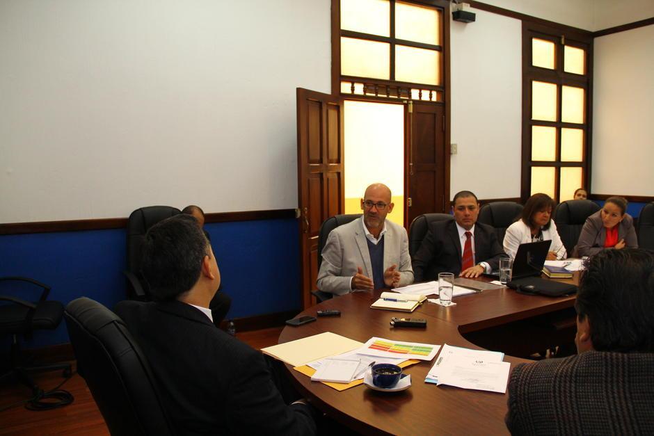 El Presidente del COG, Gerardo Aguirre, será citado al regresar de Brasil. (Foto: Archivo/Soy502)