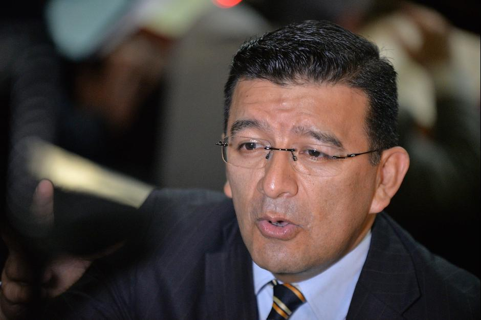 La condena de 5 años no ha quedado en firme, lo que mantiene a Velásquez como diputado. (Foto: Archivo/Soy502)