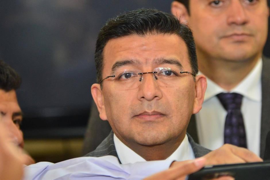 El subjefe de la bancada Patriota fue condenado en mayo. (Foto: Archivo/Soy502)