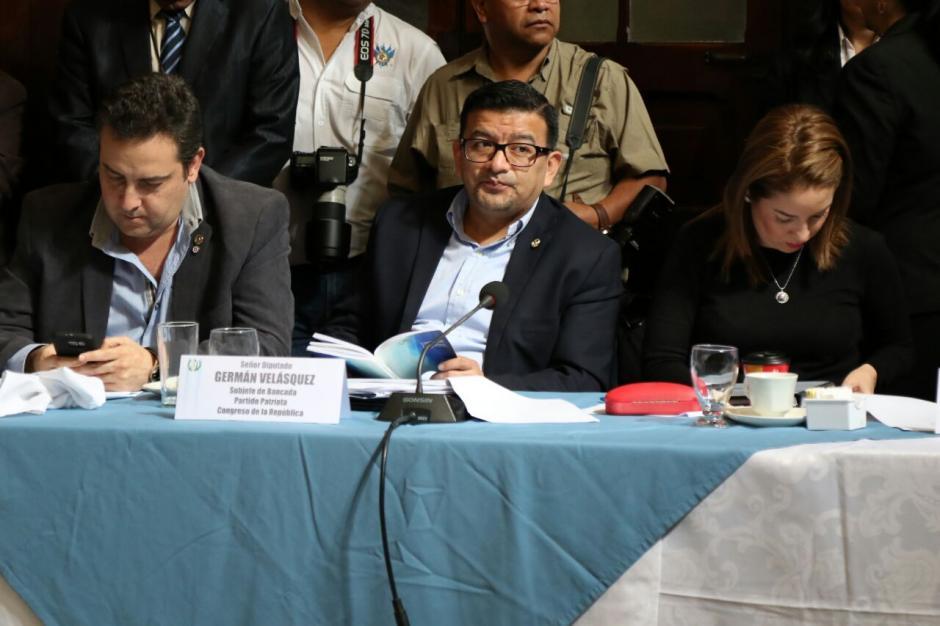 La condena contra Velásquez no ha quedado en firme por un recurso que  él interpuso. (Foto: Alejandro Balán/Soy502)