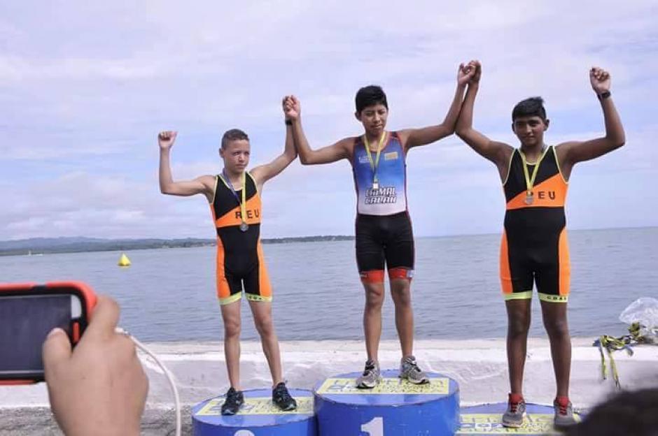 Gerson ganó varias medallas durante su época como competidor. (Foto: René Calán)