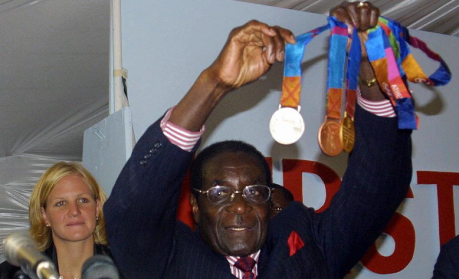 """El dictador dijo que los atletas eran """"ratas"""" y que deberían de devolver el dinero de su preparación. (Foto: Twitter)"""