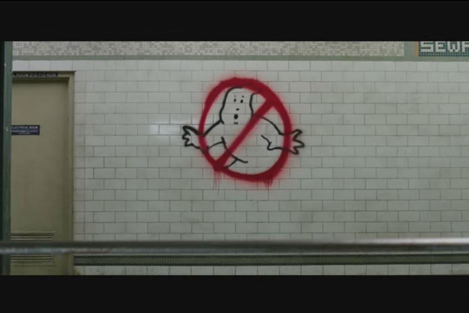 Los cazafantasmas regresan. (Captura de pantalla: Sony Pictures Entertainment/YouTube)