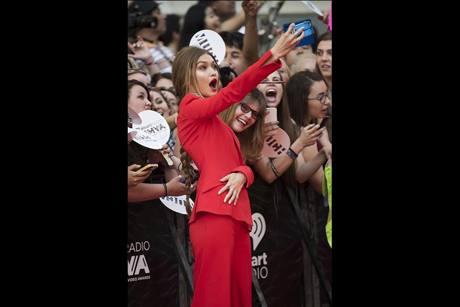 Los premios se llevaron a cabo en Toronto, Canadá. (Foto: AFP)