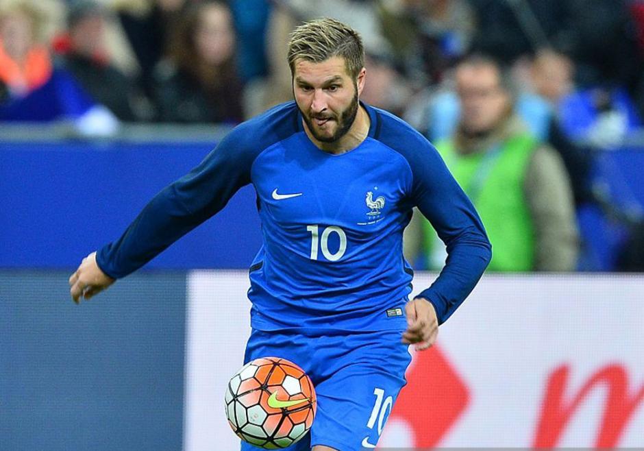 Con la selección de Francia, Gicnac tuvo que conformarse con un segundo lugar en la Eurocopa. (Foto: periodicoabc.mx)