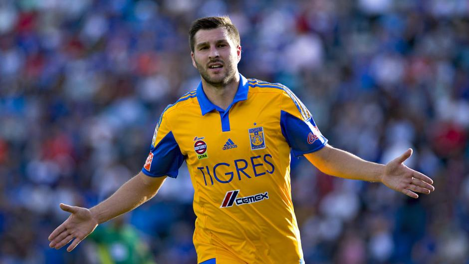 Gignac se convirtió en goleador del fútbol mexicano del Torneo Clausura 2016 con 13 anotaciones. (Foto: univisión.com)