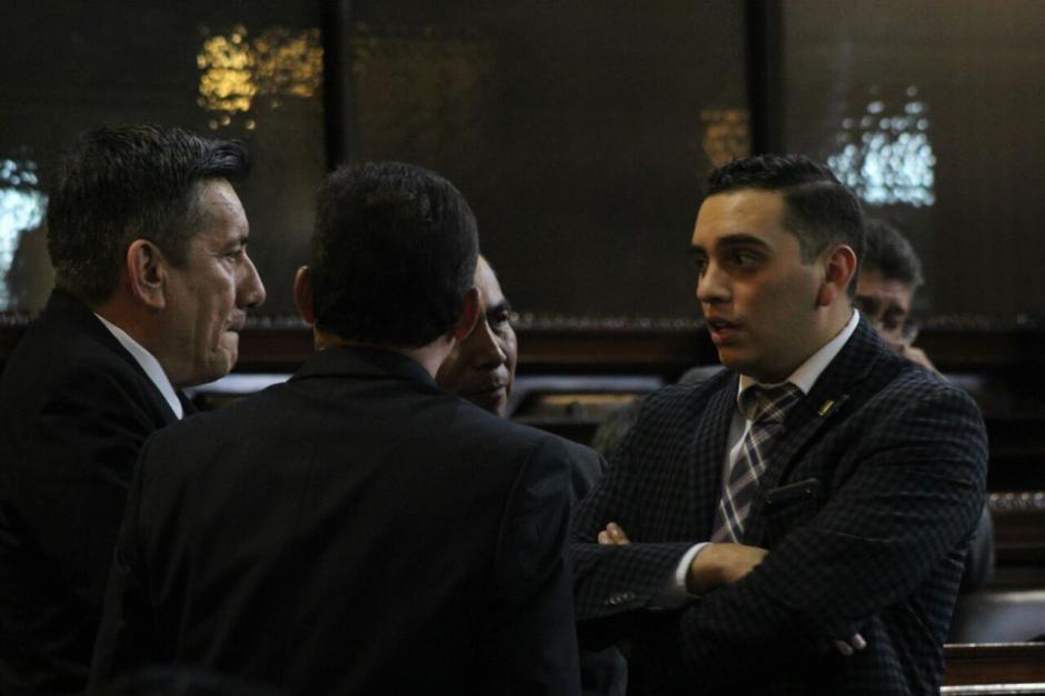 Los diputados aún no se ponen de acuerdo de qué comisión conocerá la propuesta de reforma tributaria. (Foto: Alejandro Balán/Soy502)
