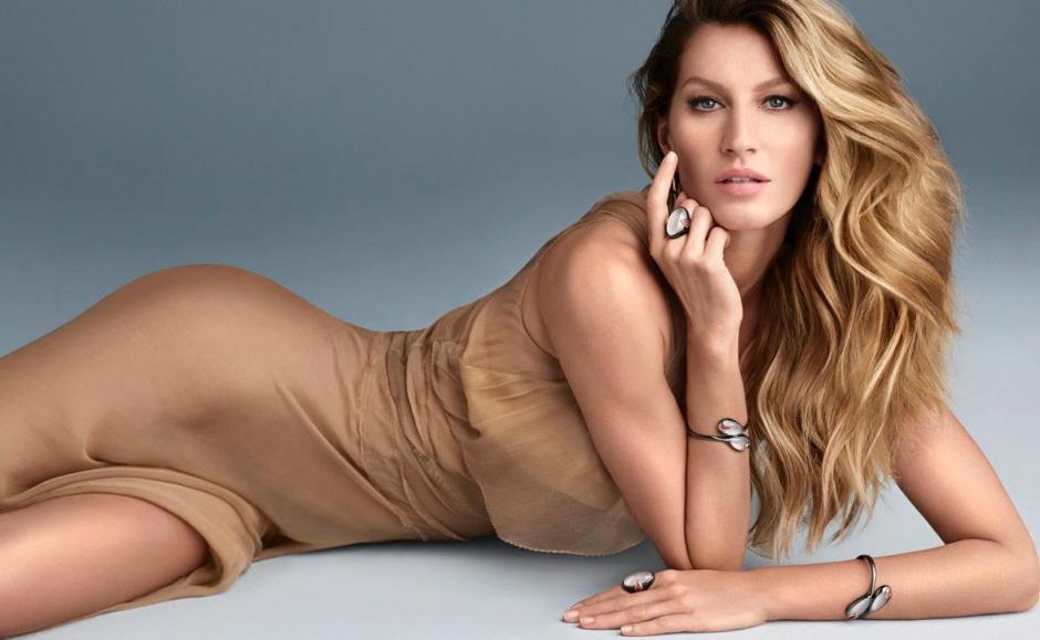 Desde su adolescencia, la hermosa Gisele tenía un futuro asegurado en el mundo del modelaje. (Foto desdelaplaza.com)