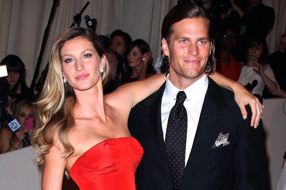 Gisele Bundchen, top model brasileña, y Tom Brady, mariscal de Nueva Inglaterra, fueron vistos en Costa Rica.