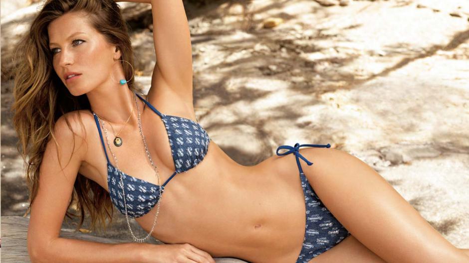 La ex modelo brasileña, Gisele Bundchen, tiene dos hijos: Benjamin y Vivian Lake. (Foto: sensacionalista.uol.com.br)