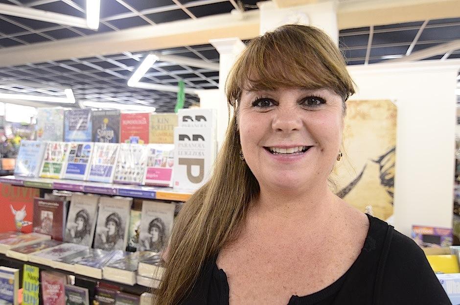 Esta es la cuarta entrega literaria de Anabella Giracca. (Foto: Selene Mejía/Soy502)