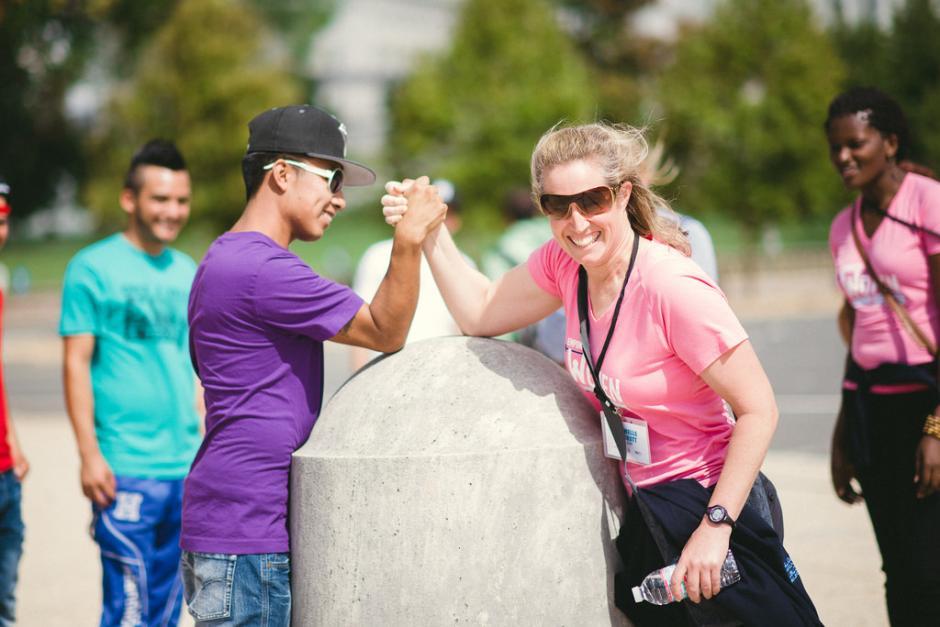 El objetivo principal del programa es generar un plan de acción para aplicarlo en tu país. (Foto: globalsportswomen.com)