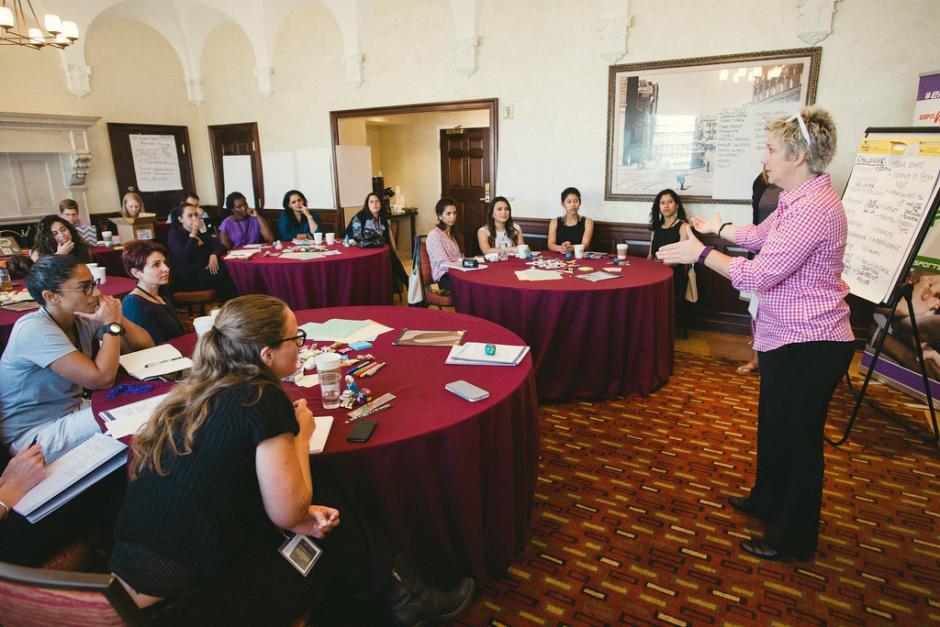 Para aplicar las mujeres deben tener de 25 a 40 años. (Foto: globalsportswomen.com)