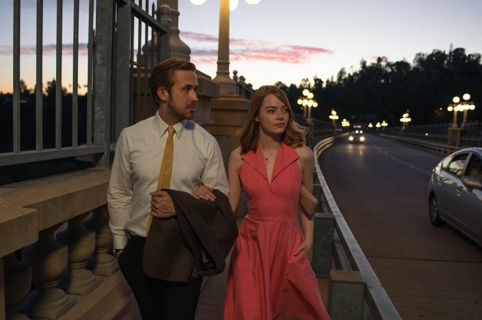 La la la es la película más nominada y es un musical. (Foto; Snopcine)