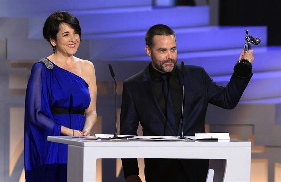 """""""Gloria"""", película chilena que arrasó con los """"Premios Platino"""". (Foto: EFE)"""