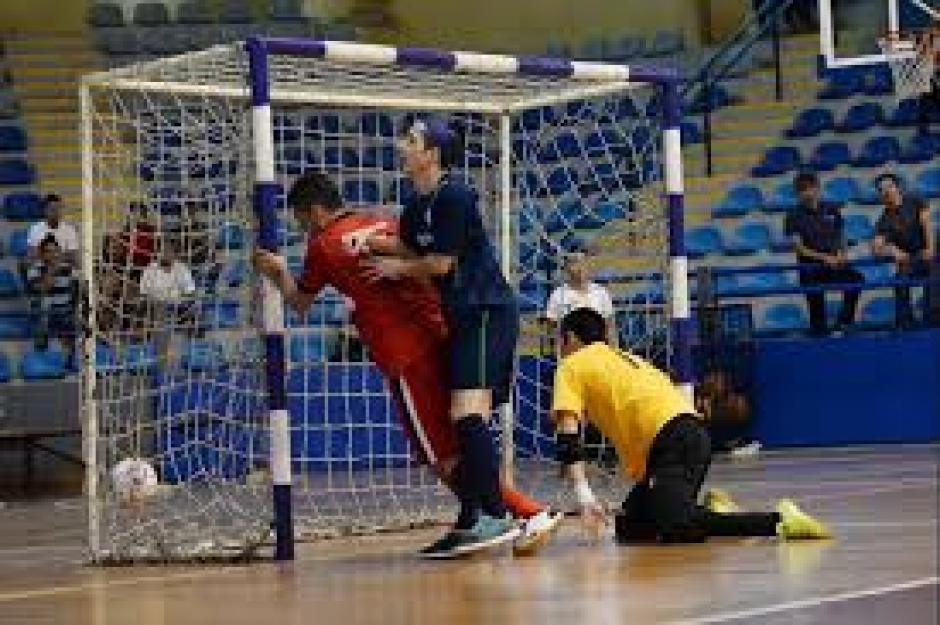 Glucosoral se coronó campeón nacional de futsal por cuarta ocasión consecutiva. (Foto: Nuestro Diario)
