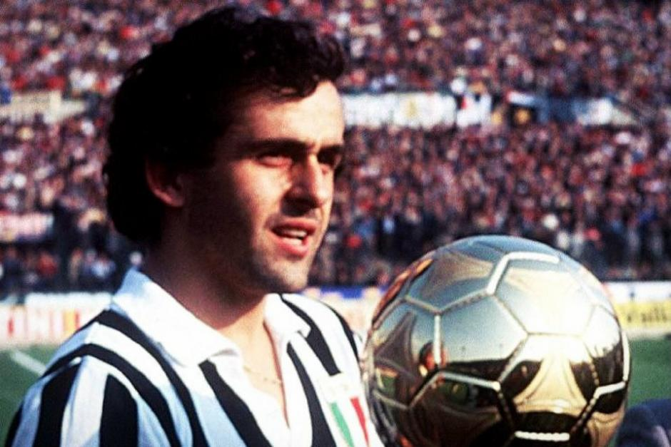 El francés Platini, ahora metido en escándalos como dirigente de la FIFA, sumó tres Balones de Oro durante su etapa como futbolista. (Foto: goal.com)