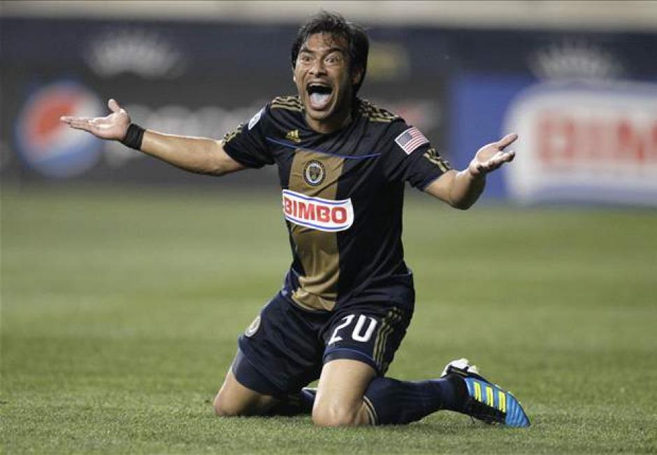 Ruiz jugó en el FC Dallas de 2005 a 2008. (Foto: Philadelphia Union)