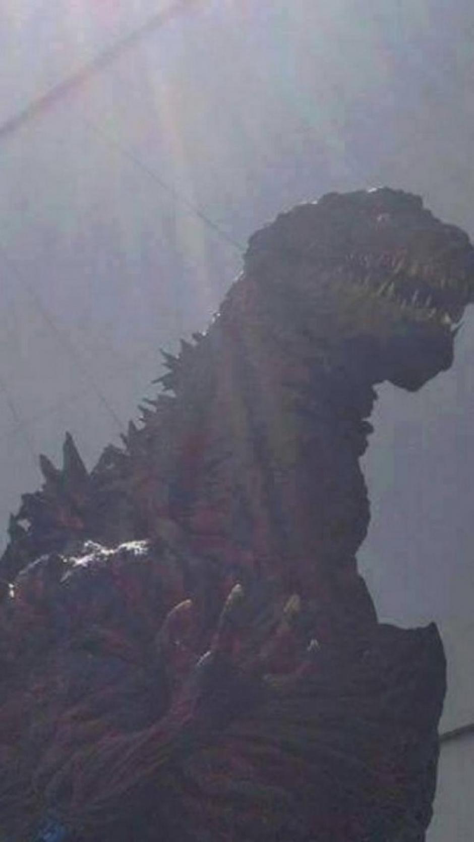 La nueva película de Godzilla se estrenará en junio de 2016. (Foto:lashorasperdidas)