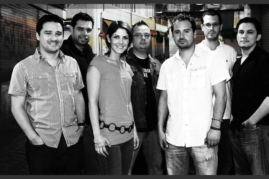 """La banda guatemalteca """"Golpes Bajos"""" regresa a los escenarios. (Foto: Golpes Bajos oficial)"""