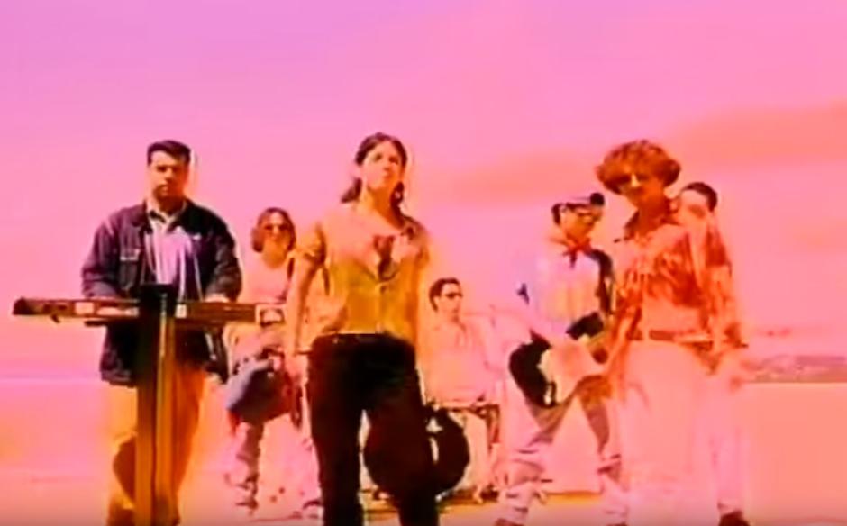 """""""Maldito el día"""" es el sencillo en el corazón de los noventeros. (Foto: Youtube)"""