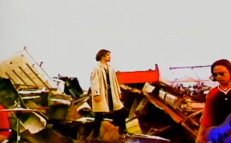 El video de su famoso tema se grabó en interesantes locaciones. (Foto: Youtube)