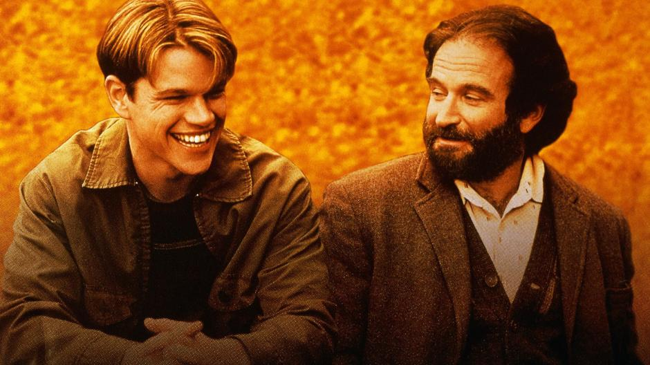 Good will hunting/ El indomable. (Foto: oficial)
