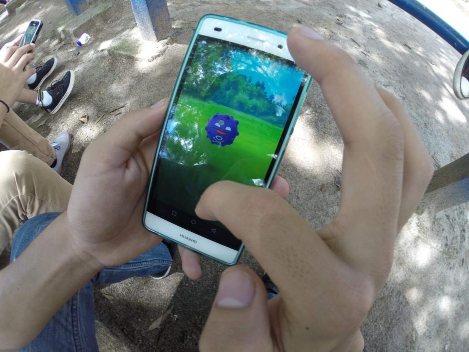 El juego simula la caricatura en la que el joven Ash descubría el Mundo Pokémon. (Foto: Jesús Alfonso/Soy502)