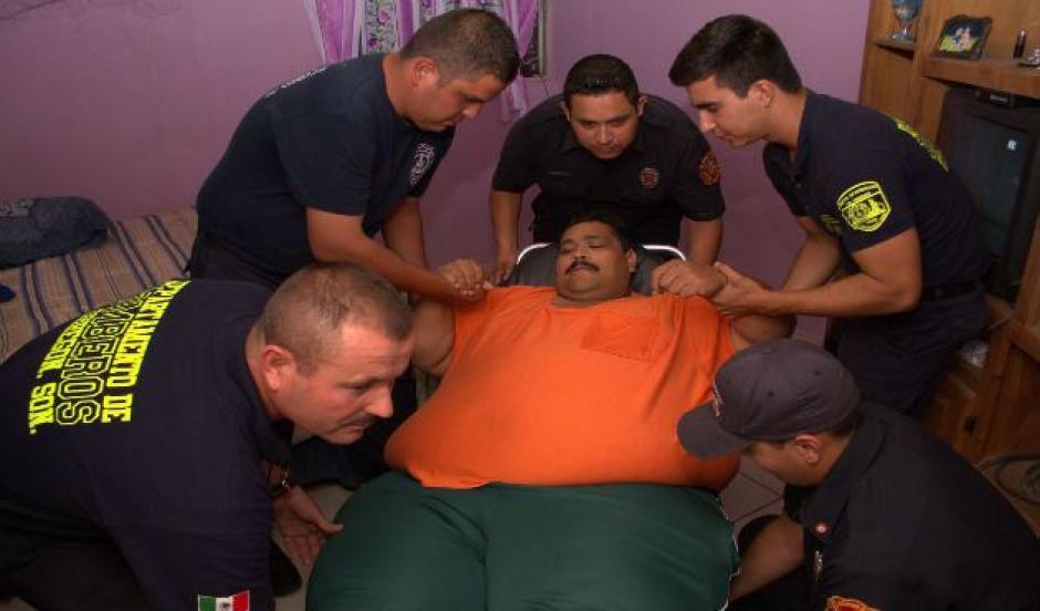 37 años tiene Andrés Moreno, quien necesita ser asistido para poder movilizarse. (Foto: Google)