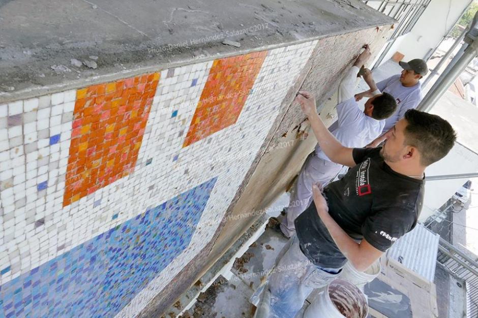 El proceso de restauración tuvo una duración de un año. (Foto: Daniel Hernández)