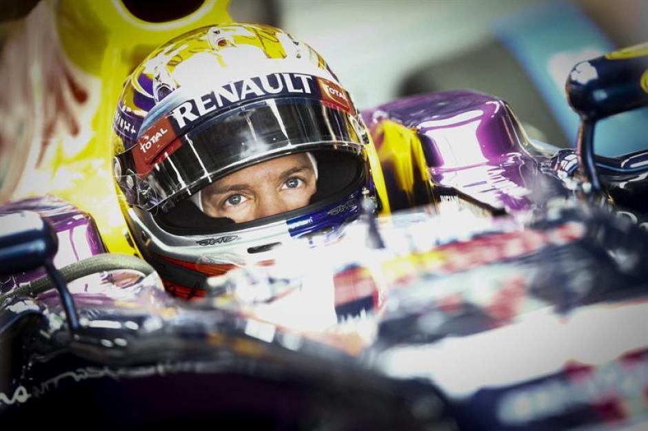 Sebastian Vettel estaría por concretar su cuarto título mundial al hilo.