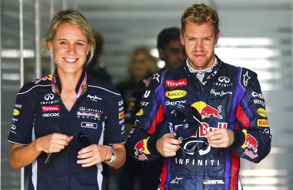 Vettel ha impuesto una diferencia de 77 puntos sobre su más cercano rival, el español Fernando Alonso.