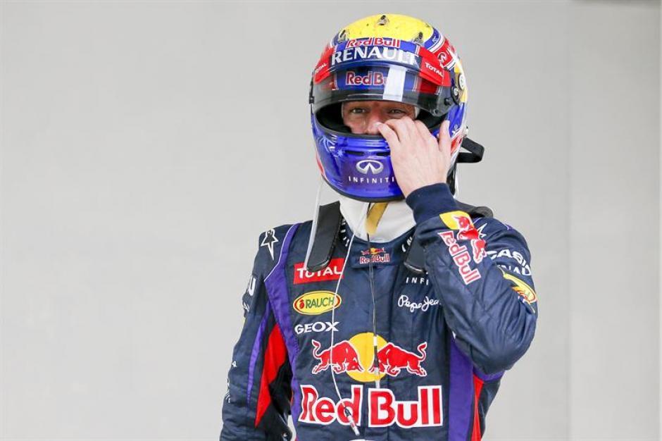 Sebastian Vettel, de Red Bull