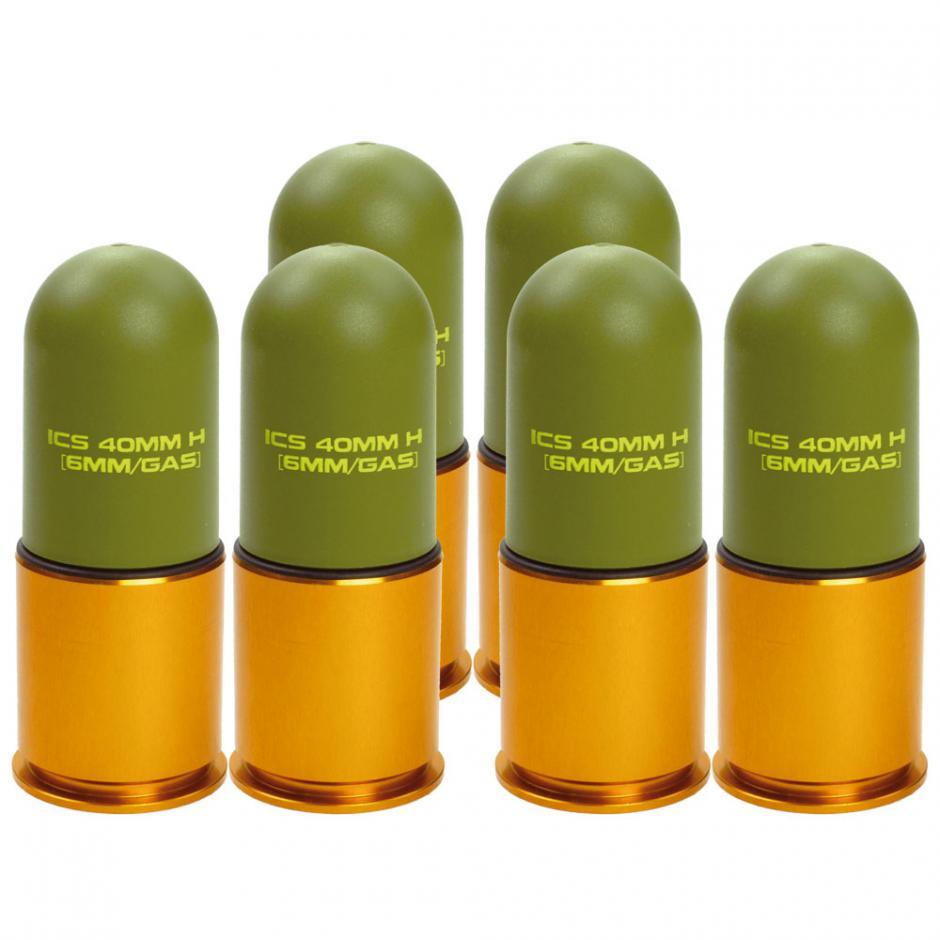 Imagen ilustrativa de la granada que le fue extraída al soldado. (Foto: divineo.es)