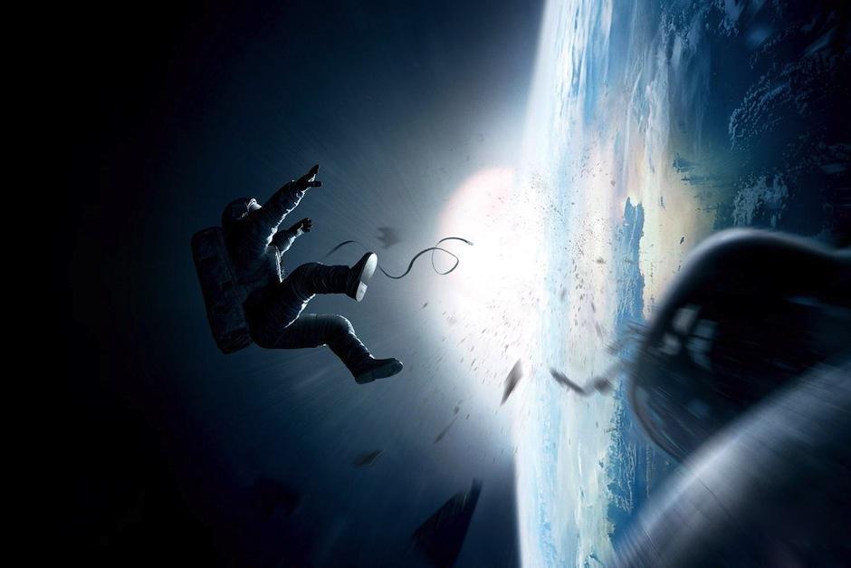 Gravity : dos astronautas se pierden en el espacio luego de un accidente en su plataforma. (Foto: Digitaltrends)