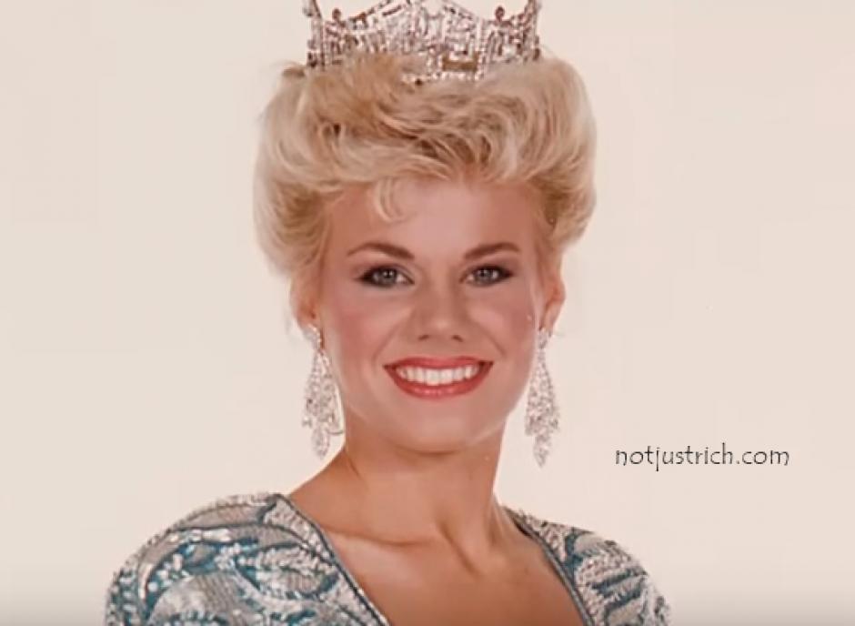Carlson fue Miss Estados Unidos en 1989 y desde el 2005 trabajaba en Fox News. (Foto: notjustrich.com)