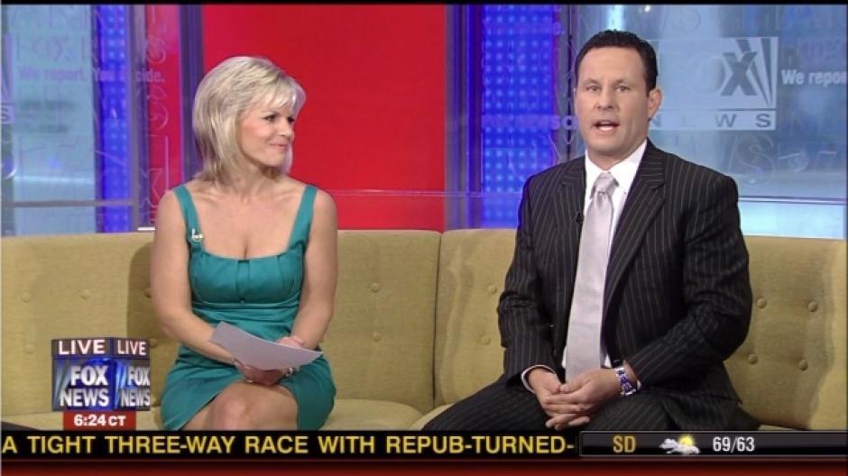Carlson trabajó por más de una década en la cadena Fox News. (Foto: www.lazygirls.info)