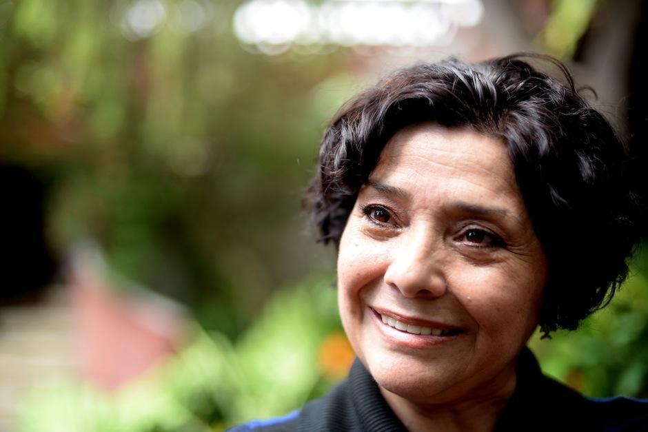 Grisel Wilson es una cineasta guatemalteca, reside en Estados Unidos desde hace más de 30 años, con su film, desea mostrar los peligros de cruzar la frontera sin papeles. (Foto: Archivo Soy502)