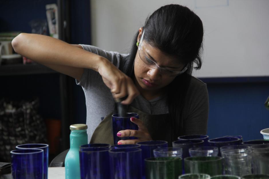 El proceso es artesanal y eso le da un valor agregado a sus productos. (Foto: Fredy Hernández/Soy502)