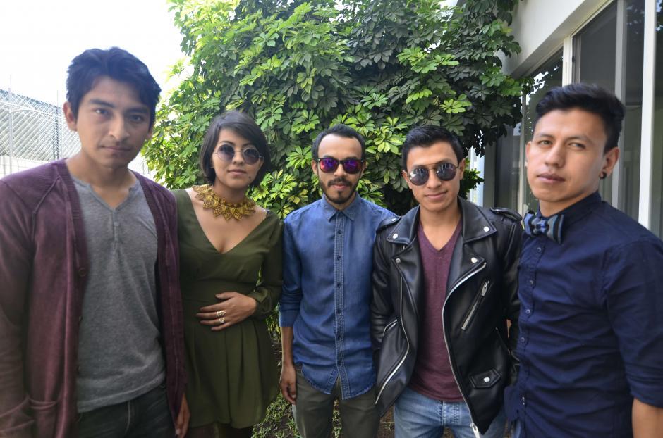 La banda guatemalteca De la Rut estrena nuevo sencillo. (Foto: Selene Mejía/Soy502)