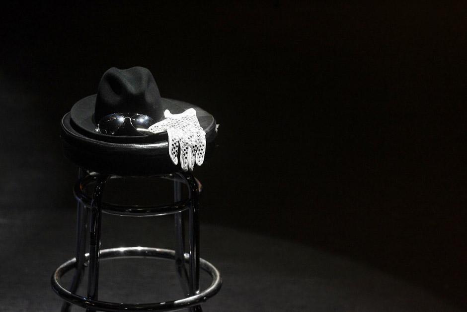 Jackson le obsequió el guante a su amigo pintor Paul Bedard, quien lo tuvo en su poder desde los 80´s. (Foto: Archivo)
