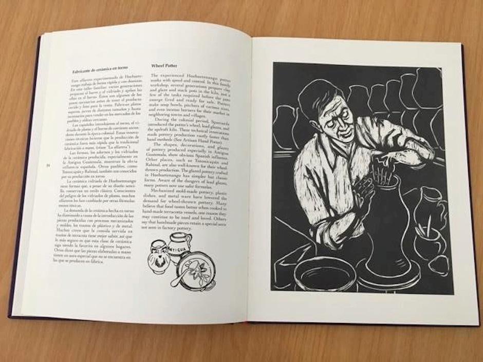 Trensadoras de hoja de palma, tejedores de morrales y plateros son algunas de las artesanías que están en el libro. (Foto: Selene Mejí
